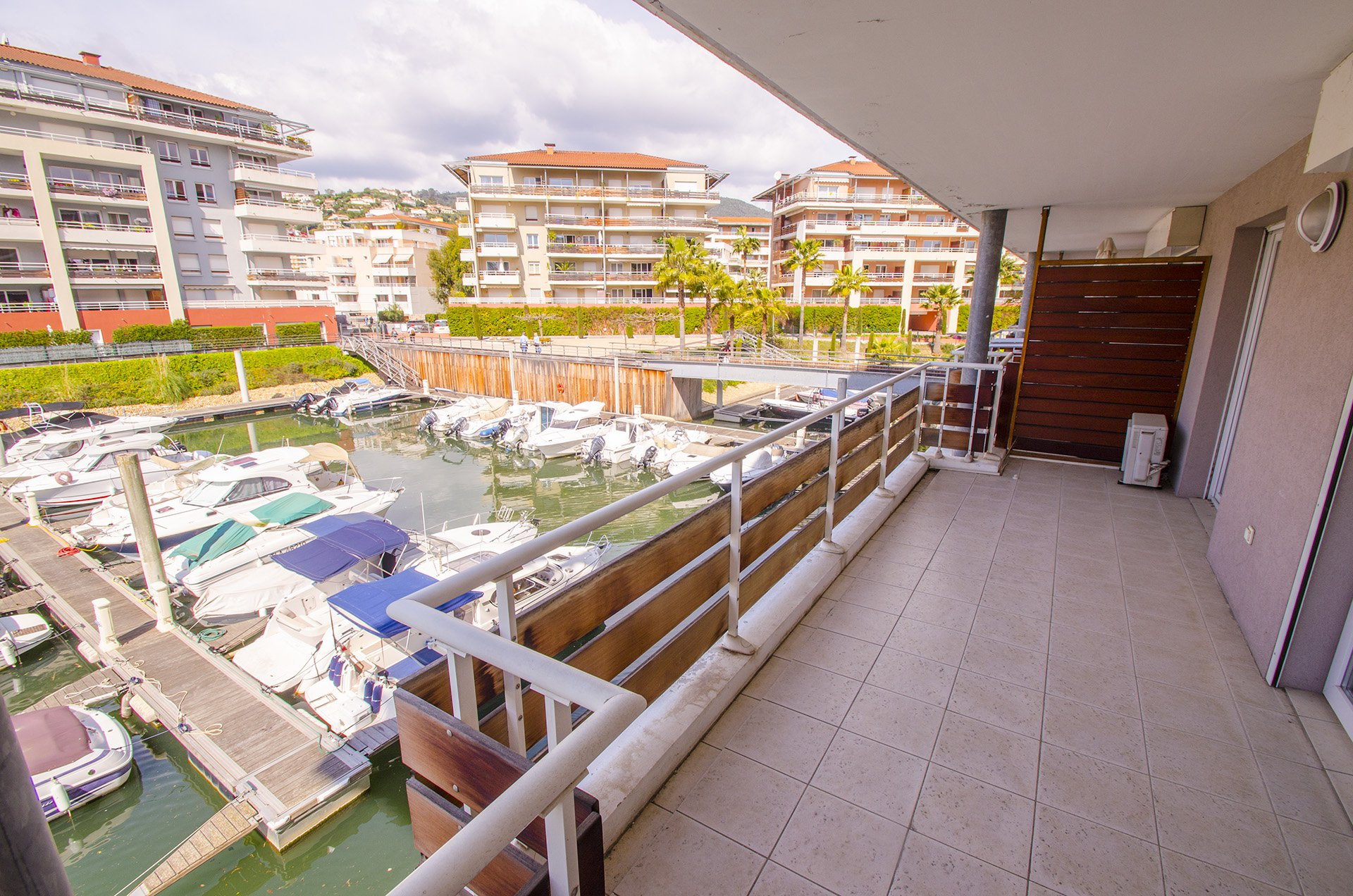 Apartment for sale in Marina Parc -  Mandelieu
