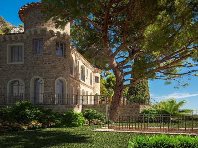 Villefranche-sur-Mer - Magnifique propriété avec vue