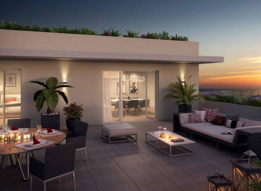 Beausoleil,  Appartement 3P, 55,6m2 , 435 000€.