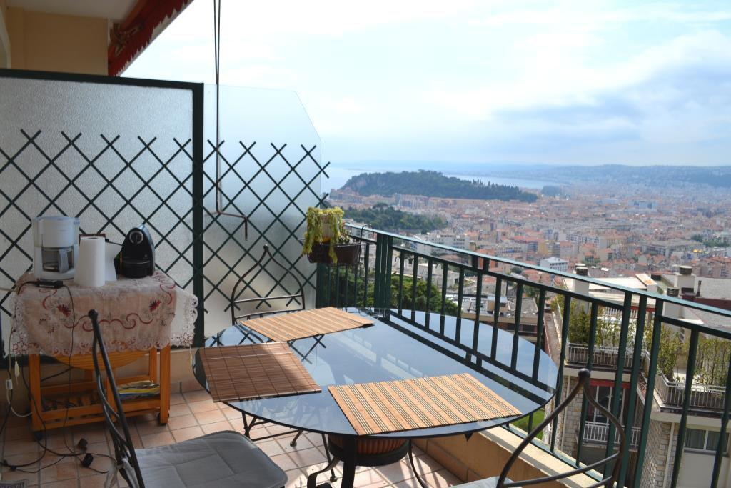 Mont Boron 3p terrasse