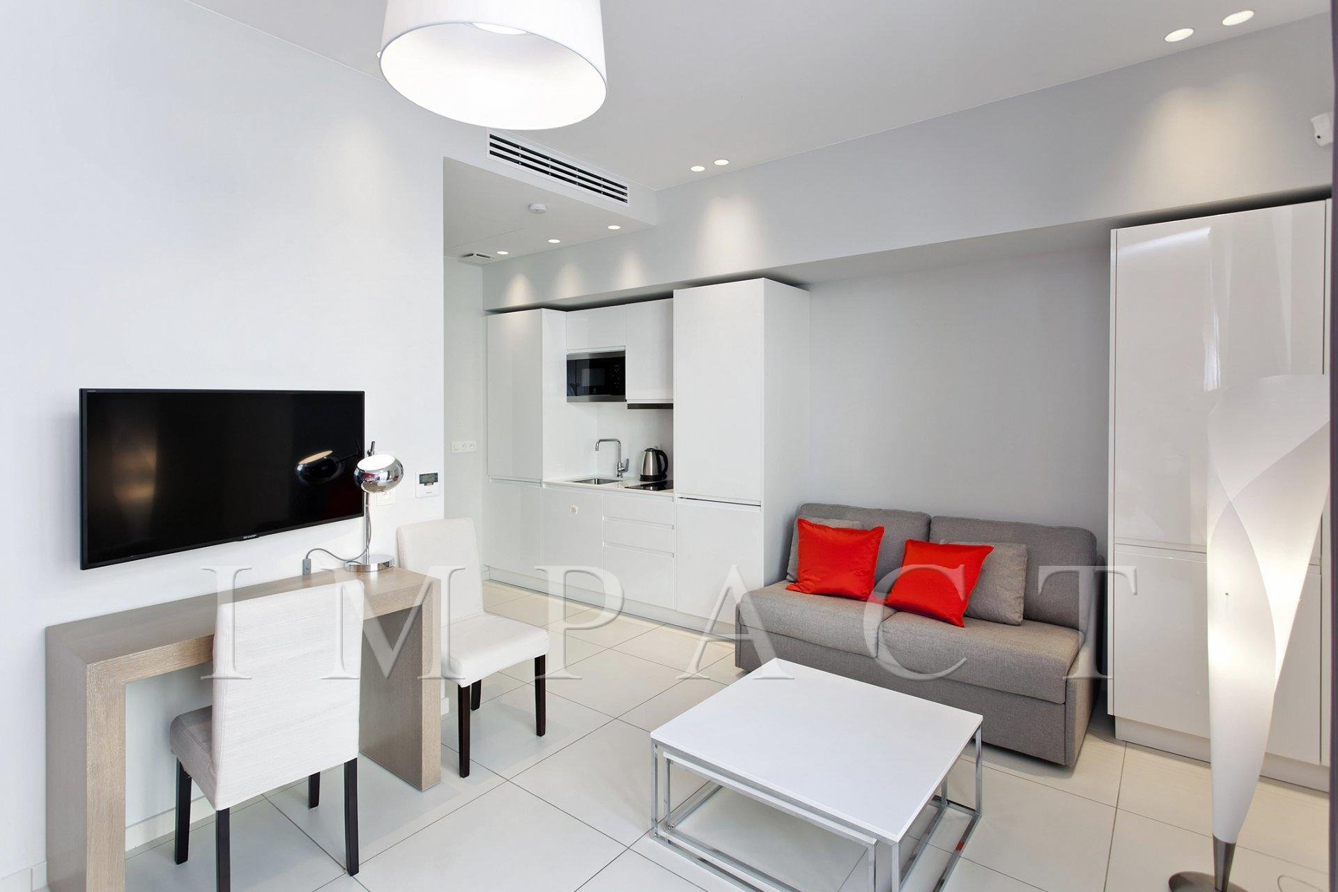 Studio for seasonal rental - City centre of Cannes