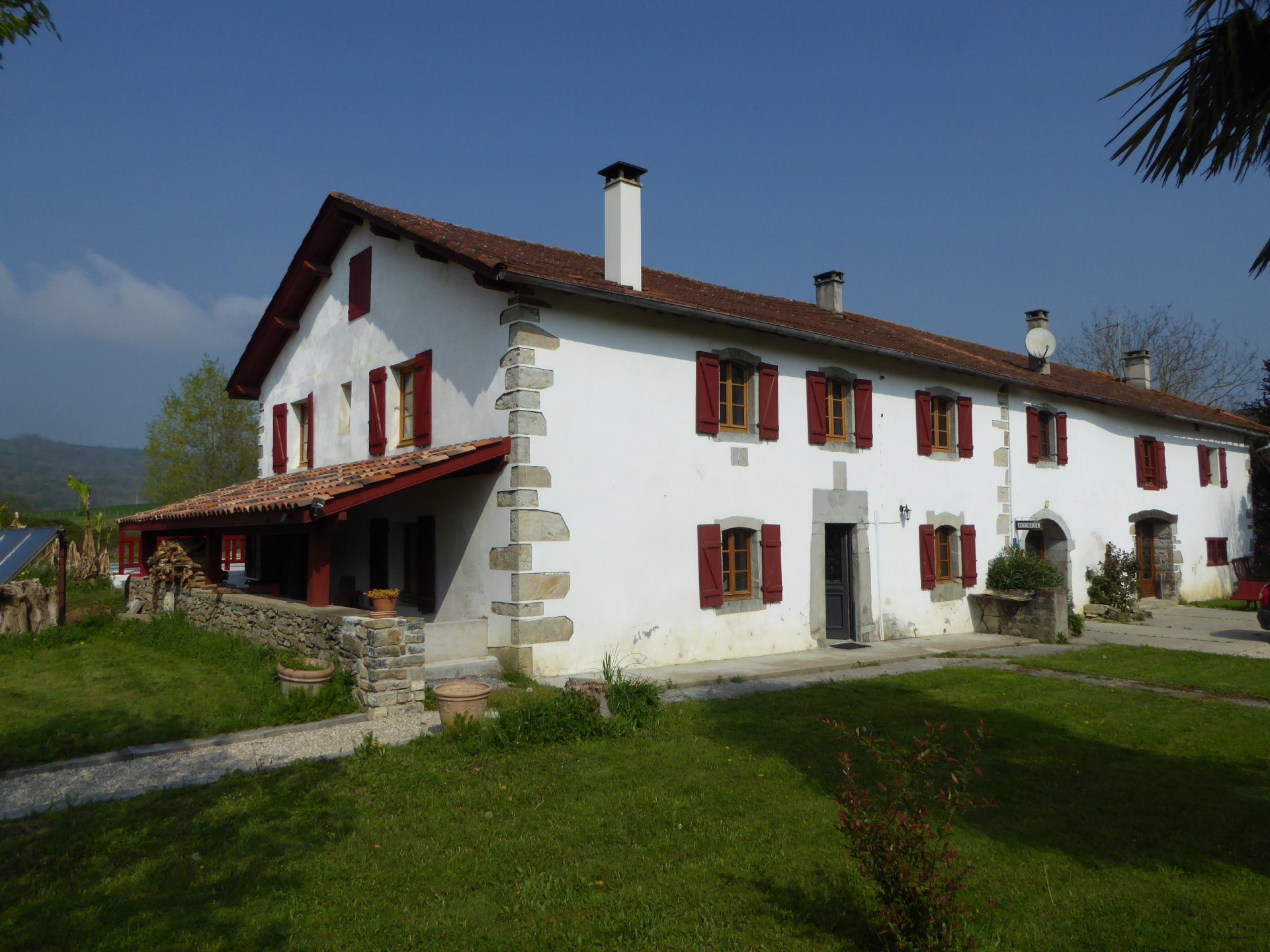 Near SAINT PALAIS - Ideal business opportunity in the heart of the Pays Basque.