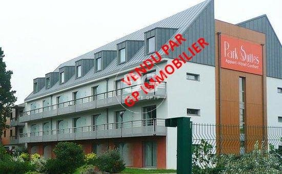 Let and managed – 2-room apartment in a business residence (Carquefou)