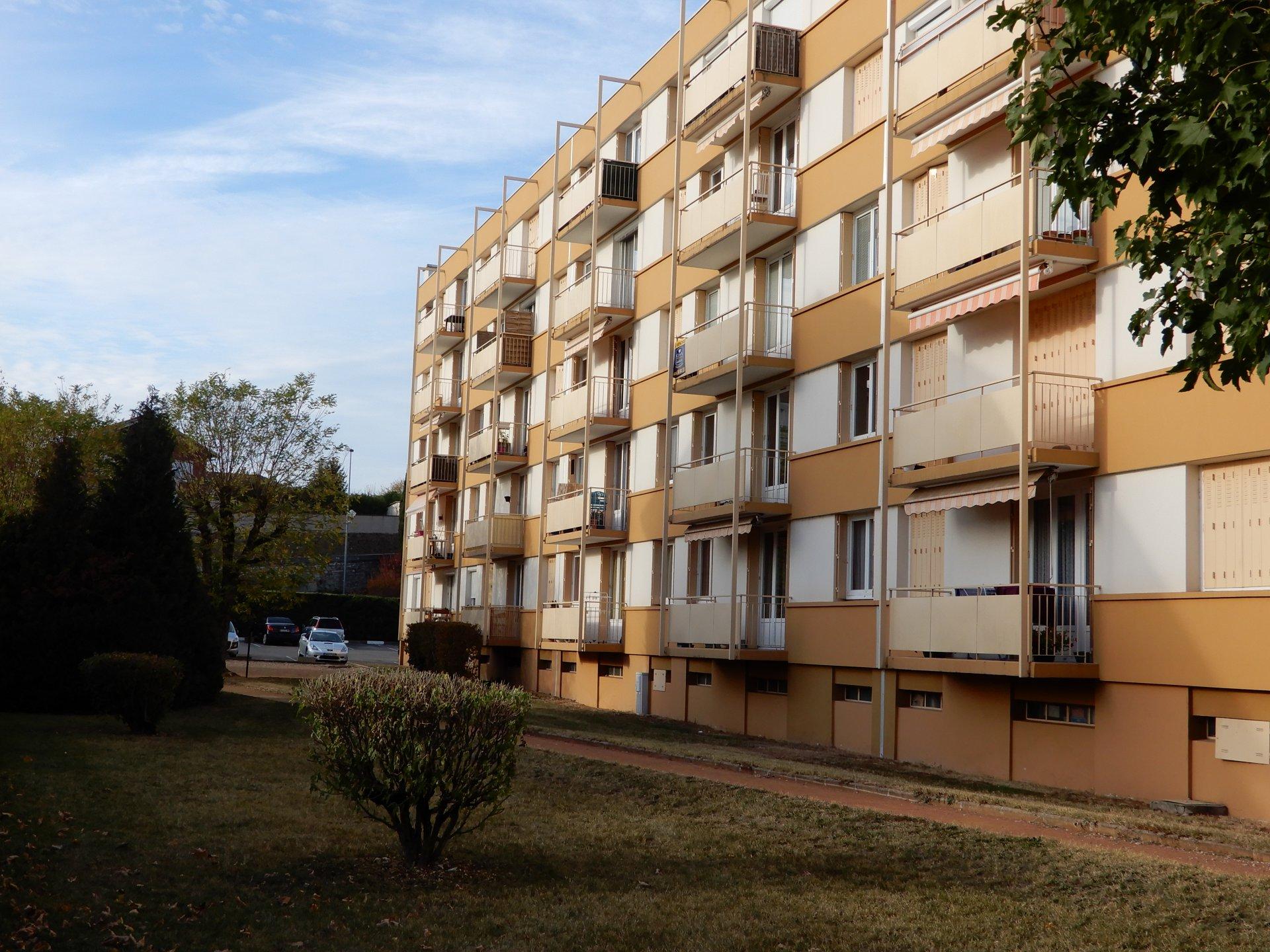 Vente Appartement PONT DE CHERUY