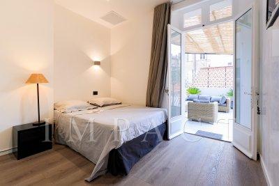 Appartement rénové à louer centre ville de Cannes
