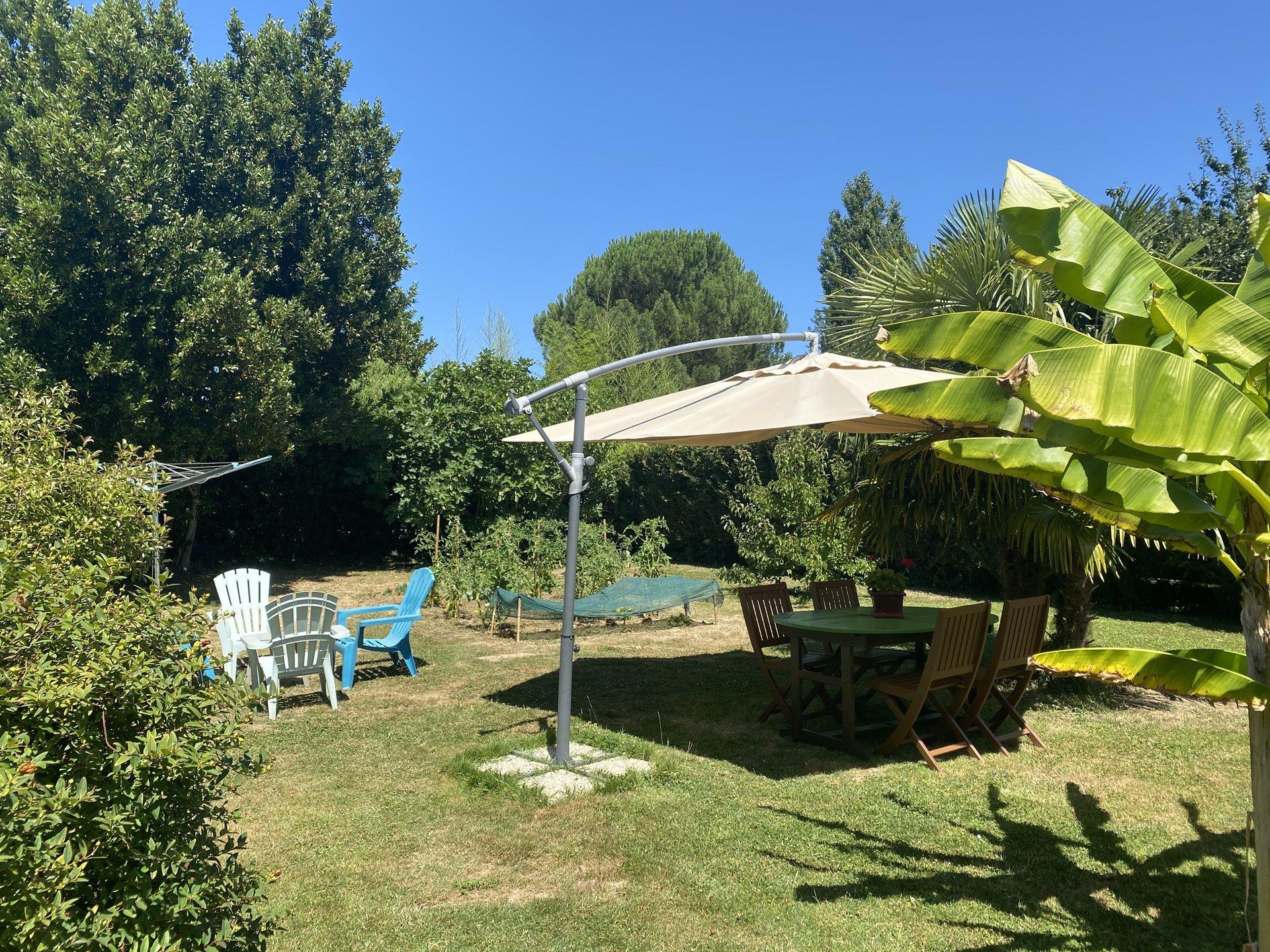 Maison de village avec jardin à 5 min de Verfeil