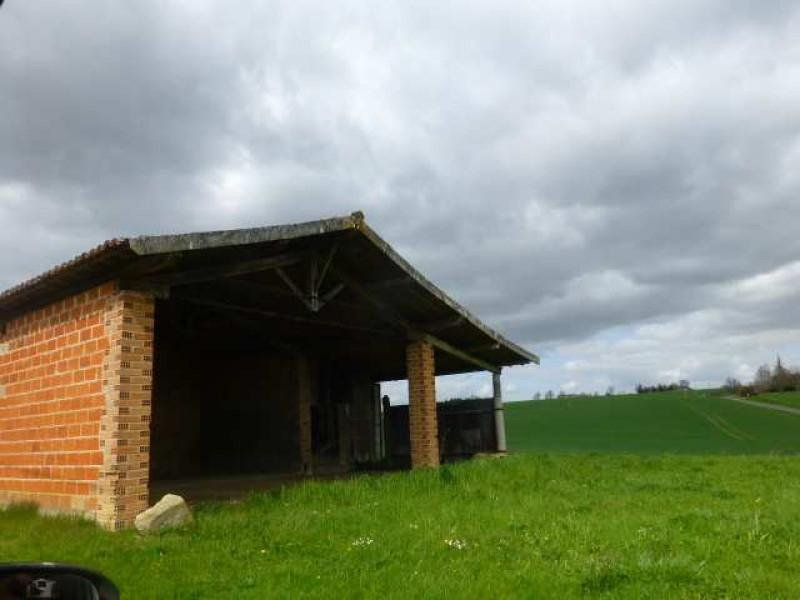 BARN TO BE DONE ON 949M² OF T
