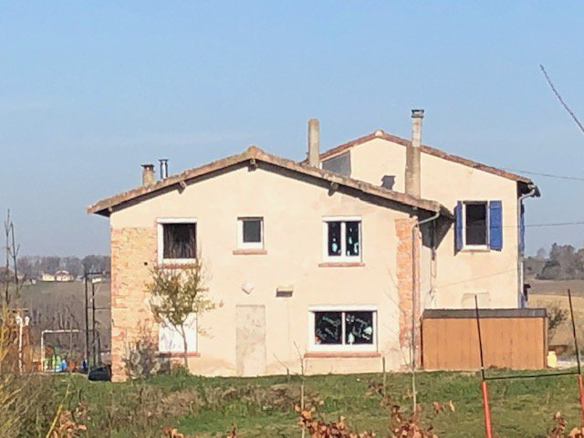 Old house of 200M ² sector VERFEIL