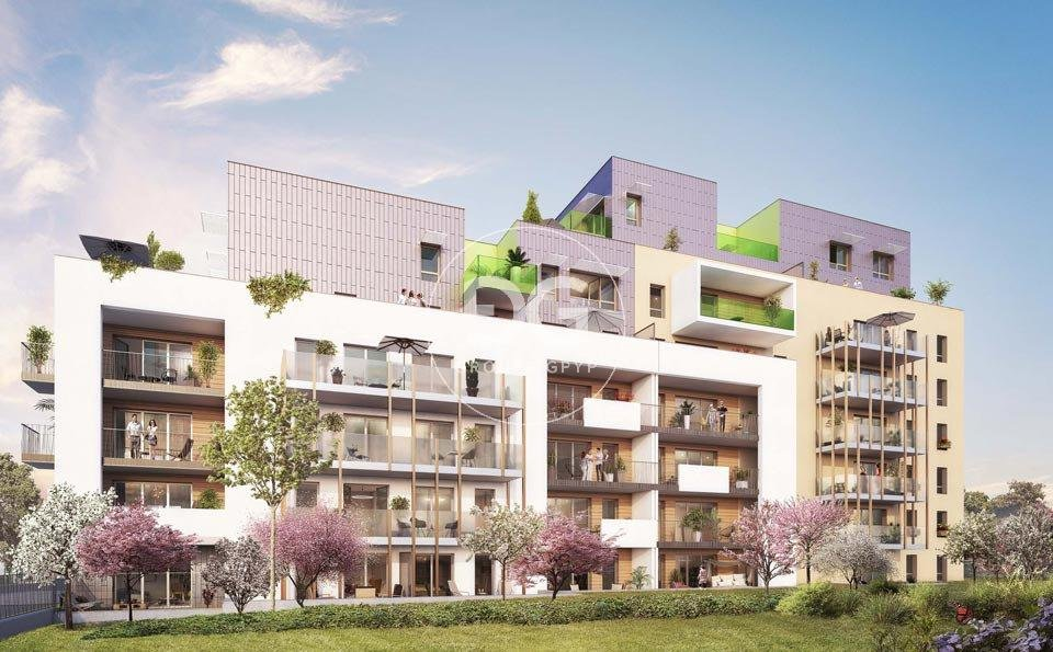 GRENOBLE  PARC MARLIAVE APPARTEMENT A PARTIR DE 160 000 €