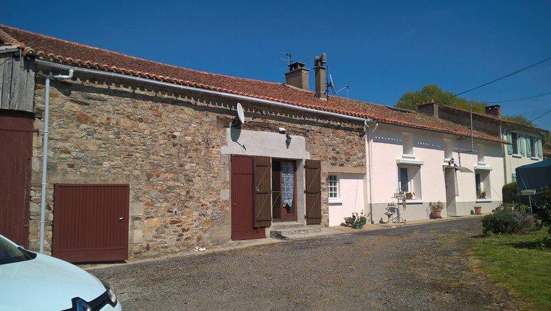 Vente Maison - Saint-Bonnet-de-Bellac