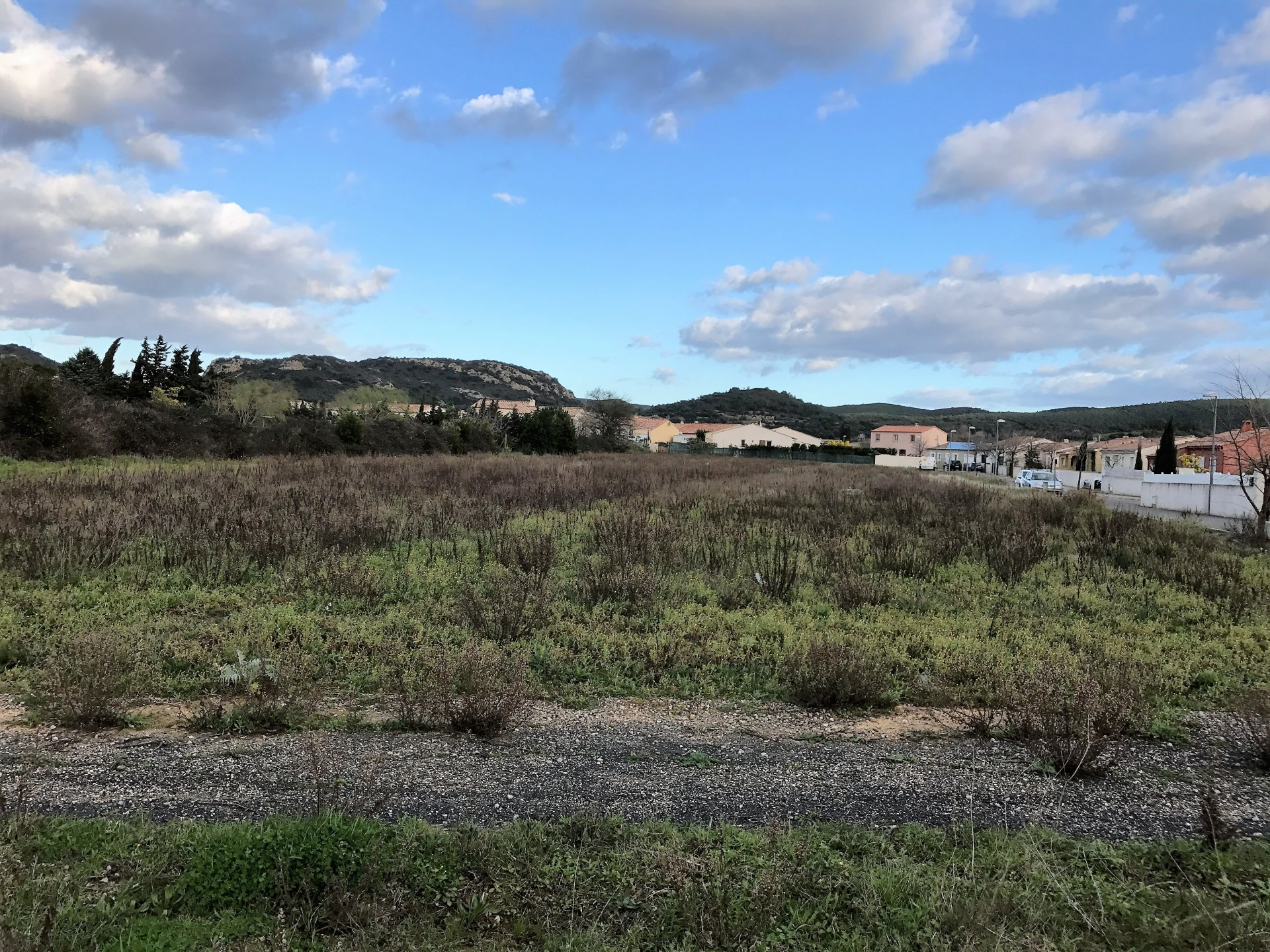 Sale Building land - Saint-André-de-Roquelongue
