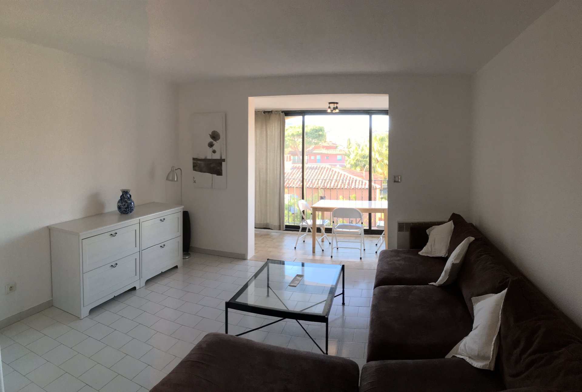 2 rooms apartment in Port Cogolin