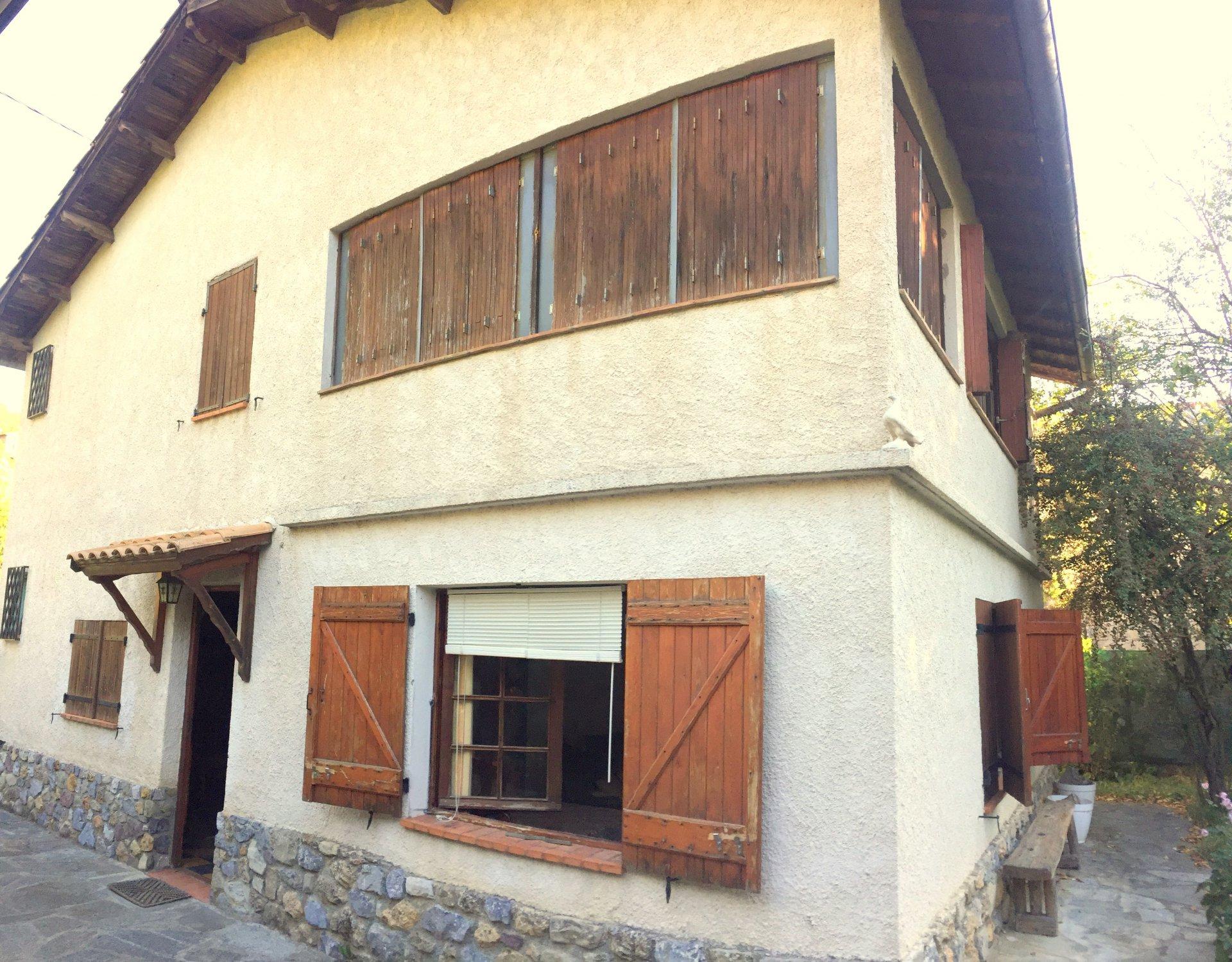 Sale House - Roquebillière