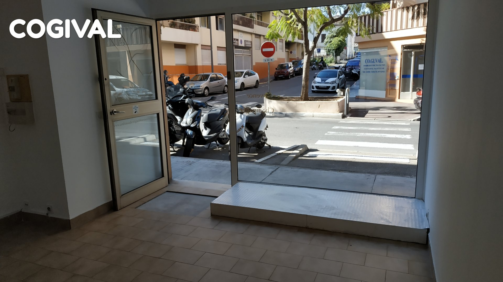 Commercial 35 m² in the center of Golfe Juan Local