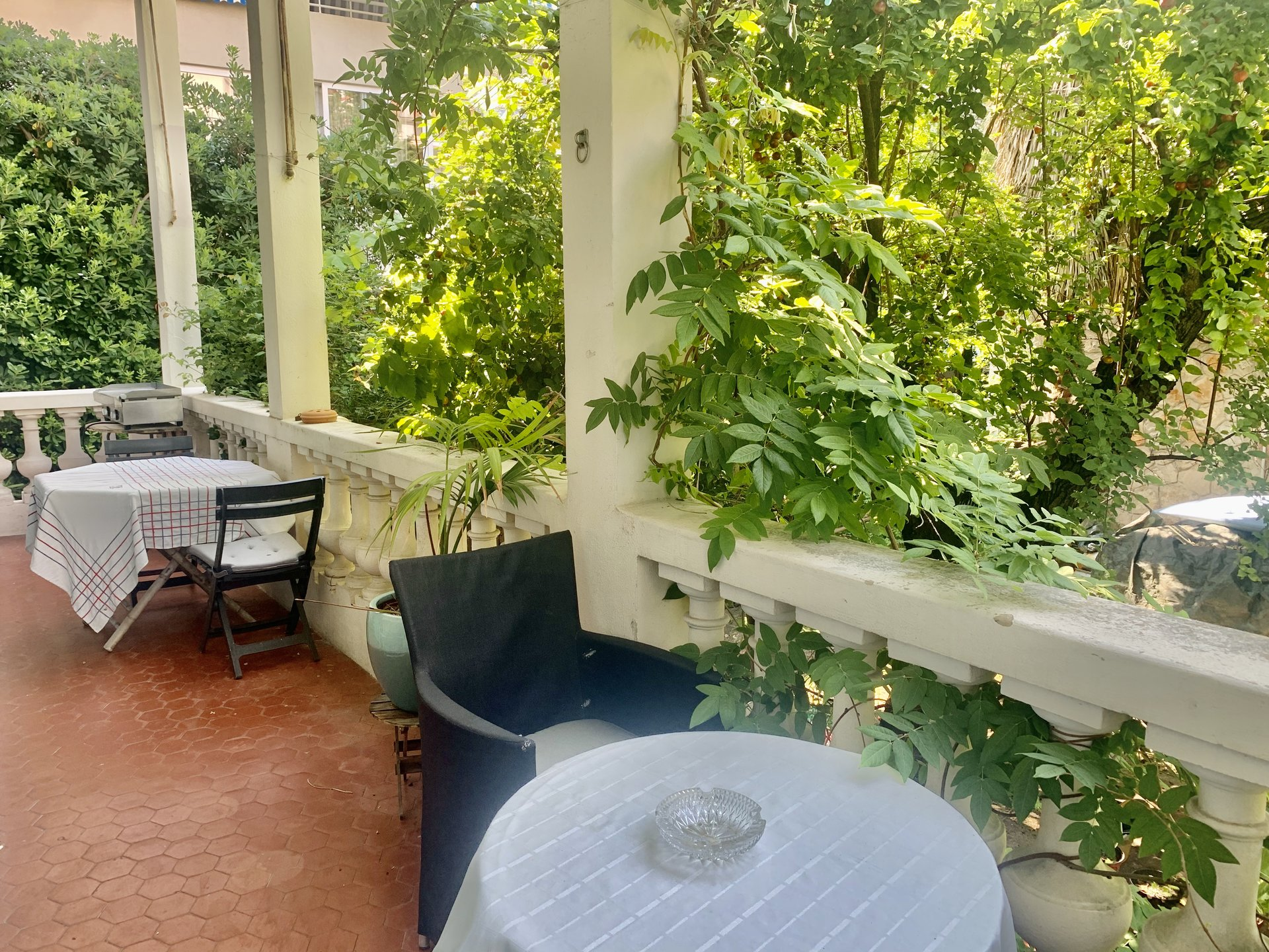 Cannes Basse Californie - Charming bourgeois appartment with terrace and garden.