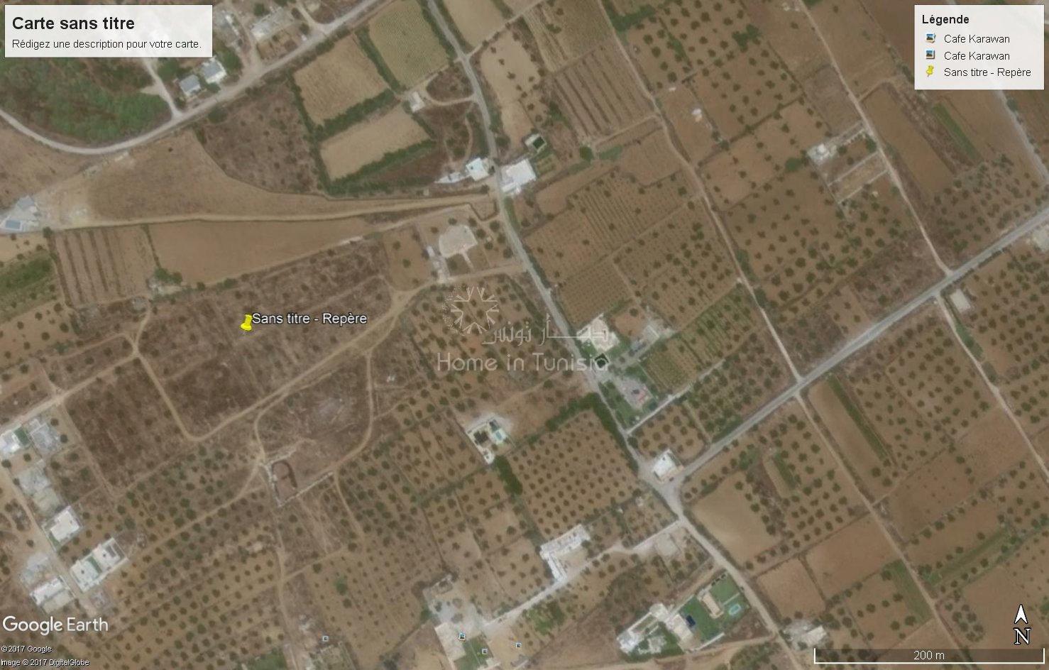 terrain nu de 479 m² à Tantana Chat-mariem