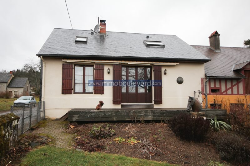 Nice house for sale in the Morvan near Autun