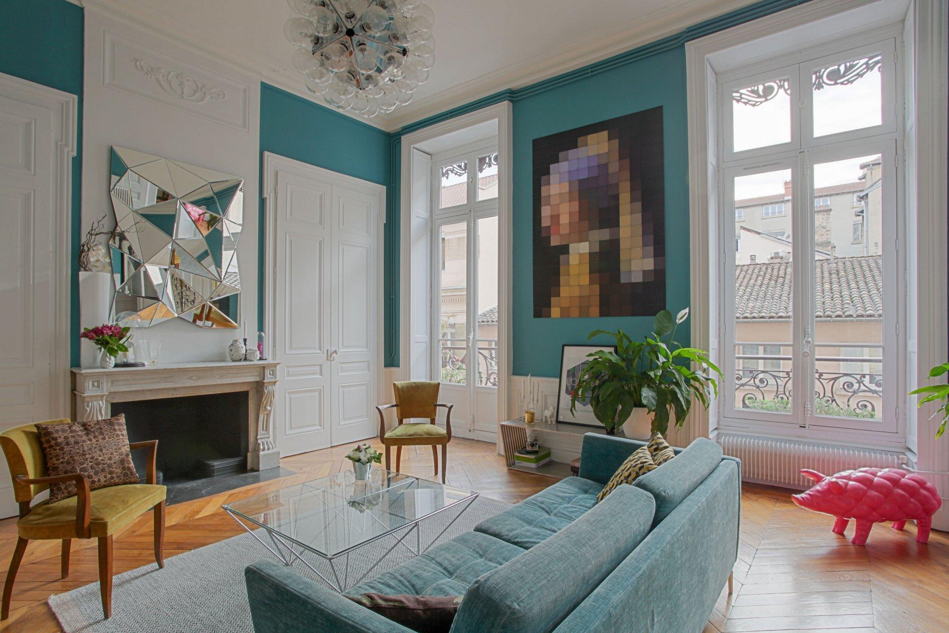 Vente Appartement Lyon 2ème Ainay