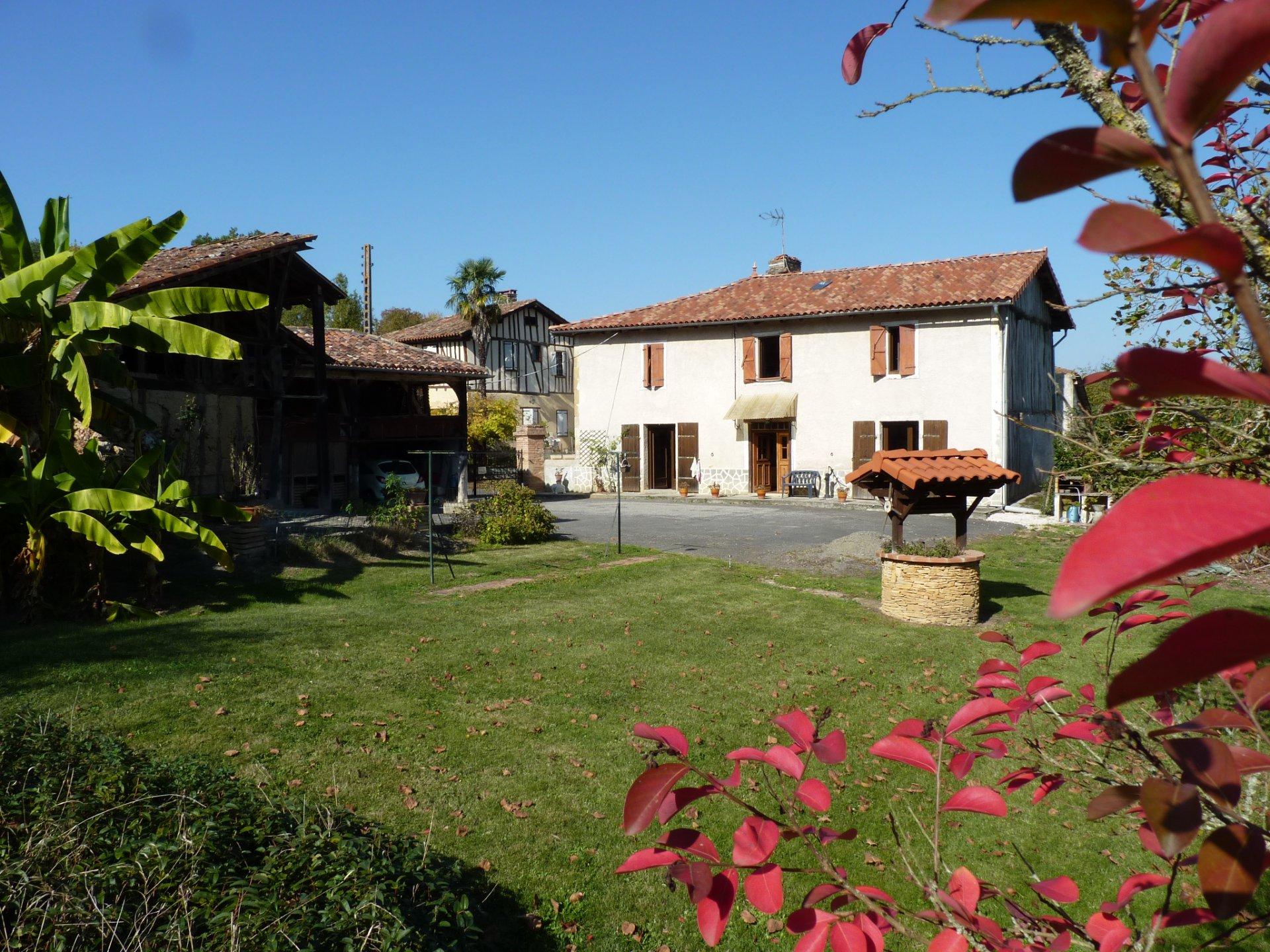 Vente Maison/Villa 6 pièces L'Isle-en-Dodon 31230