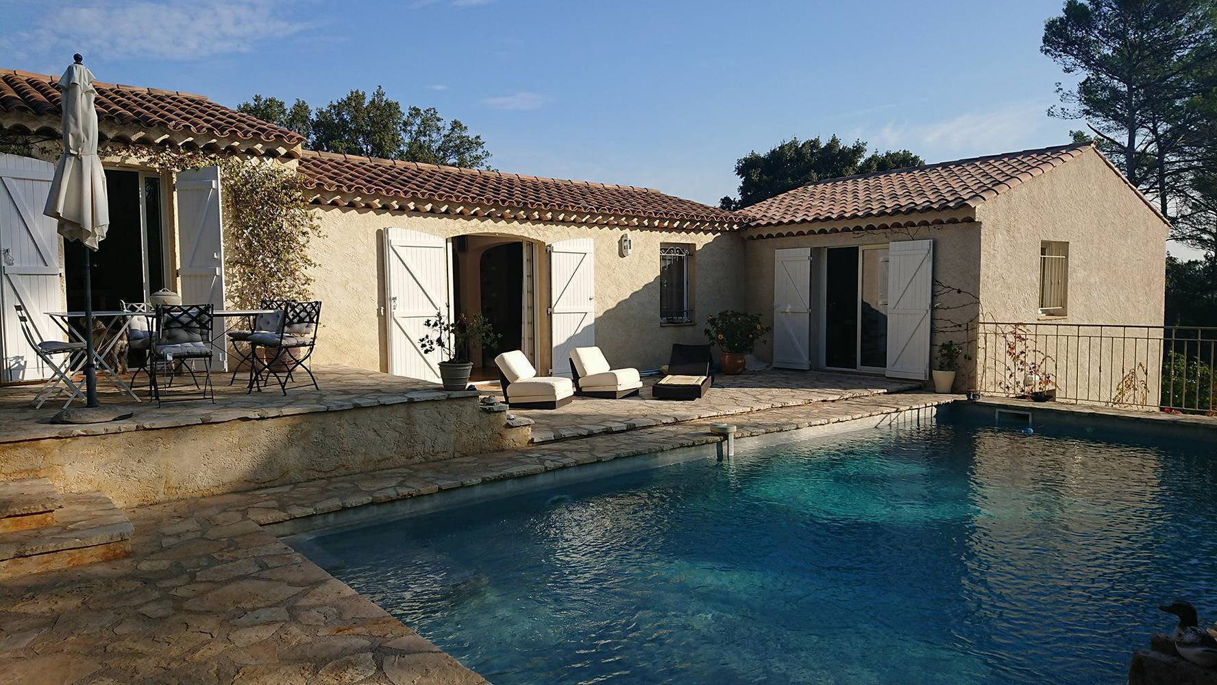 CHARMING PROVENCAL VILLA WITH INDEP APARTMENT
