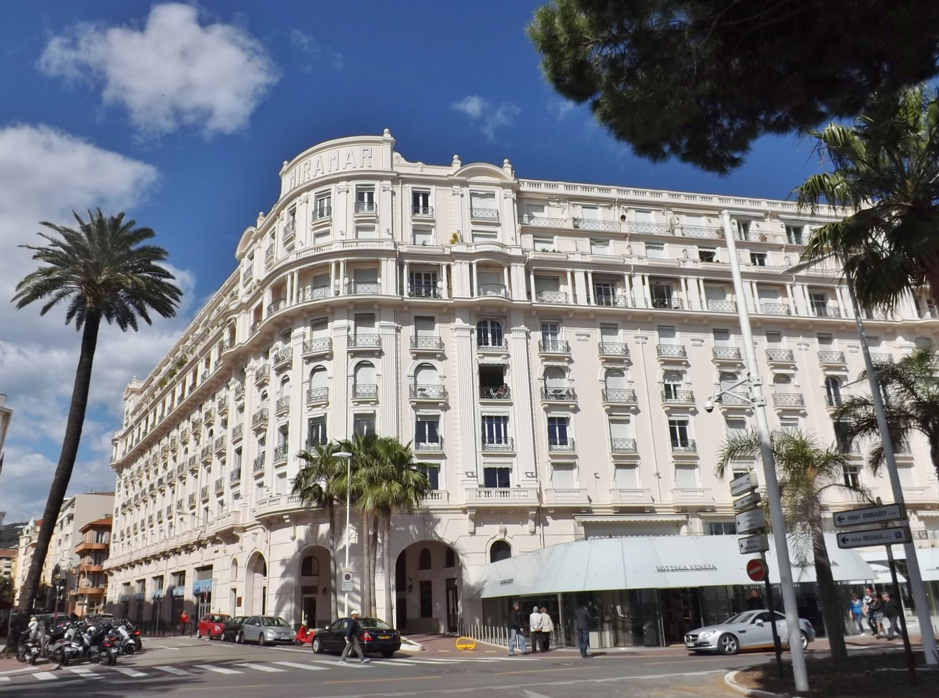 Cannes Croisette - Studio in Luxurious Palace