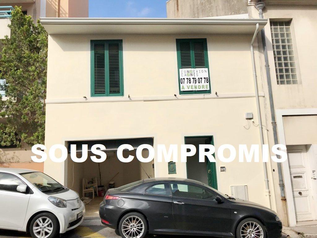 Sale House - Cannes Centre
