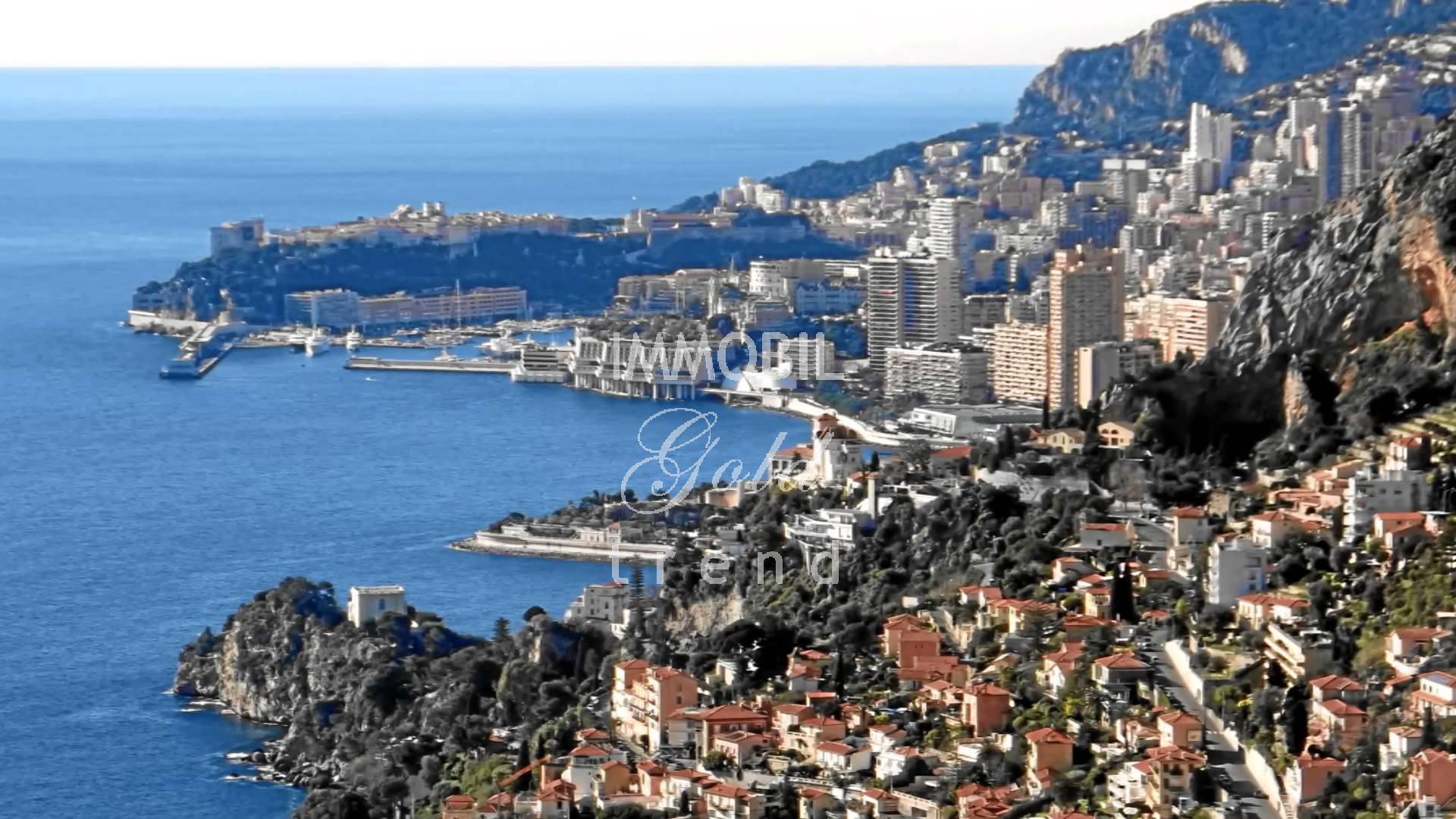 Продажа Участок на застройку - Рокбрюн-Кап-Мартен (Roquebrune-Cap-Martin)