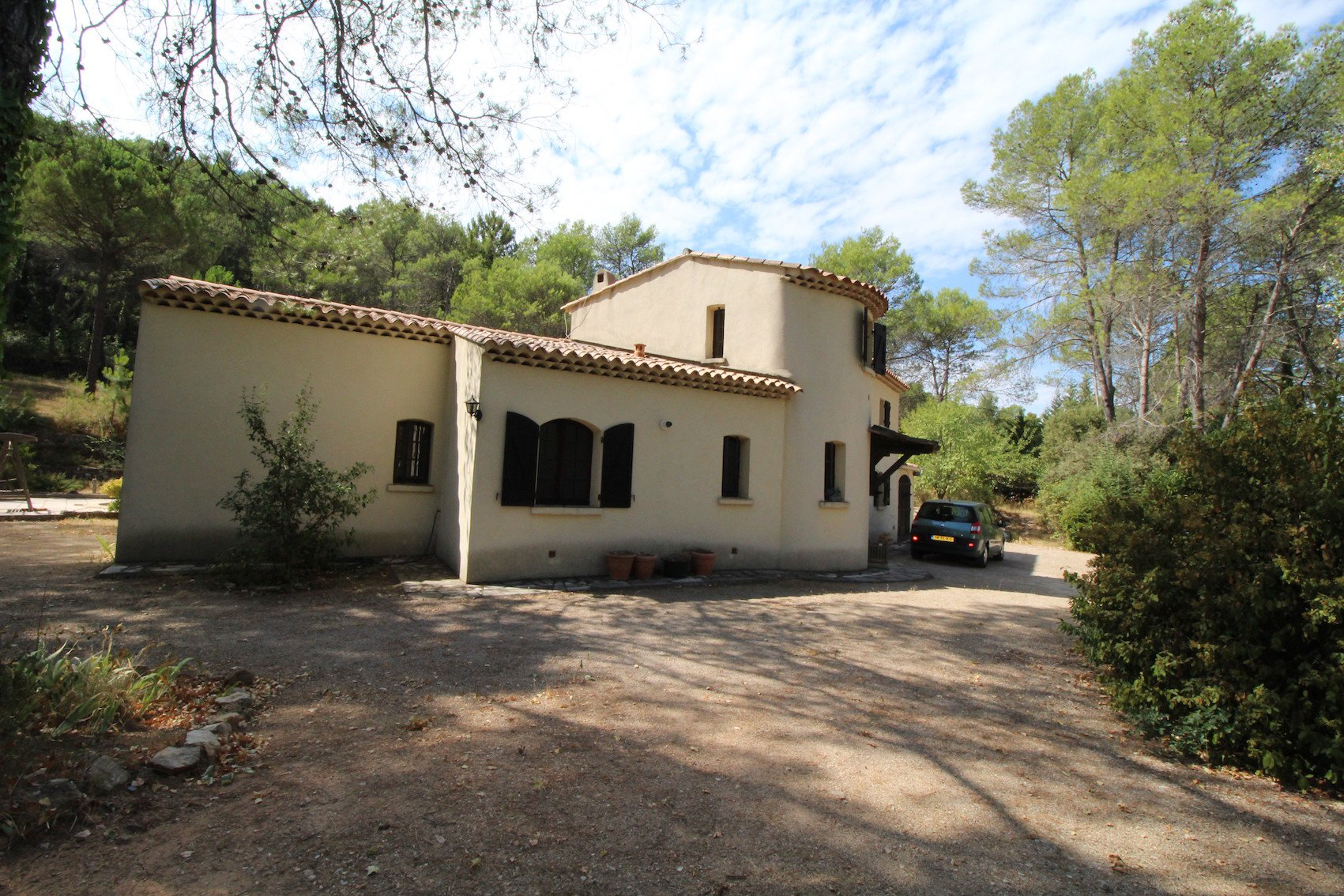 Le Val, charming house in the heart of Green Provence