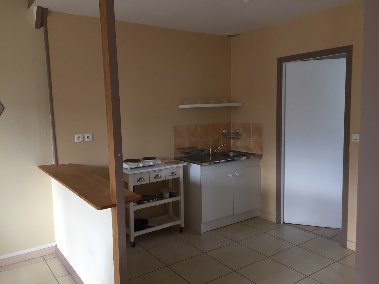 Studio Thouars centre ville - 33 m² (env.)