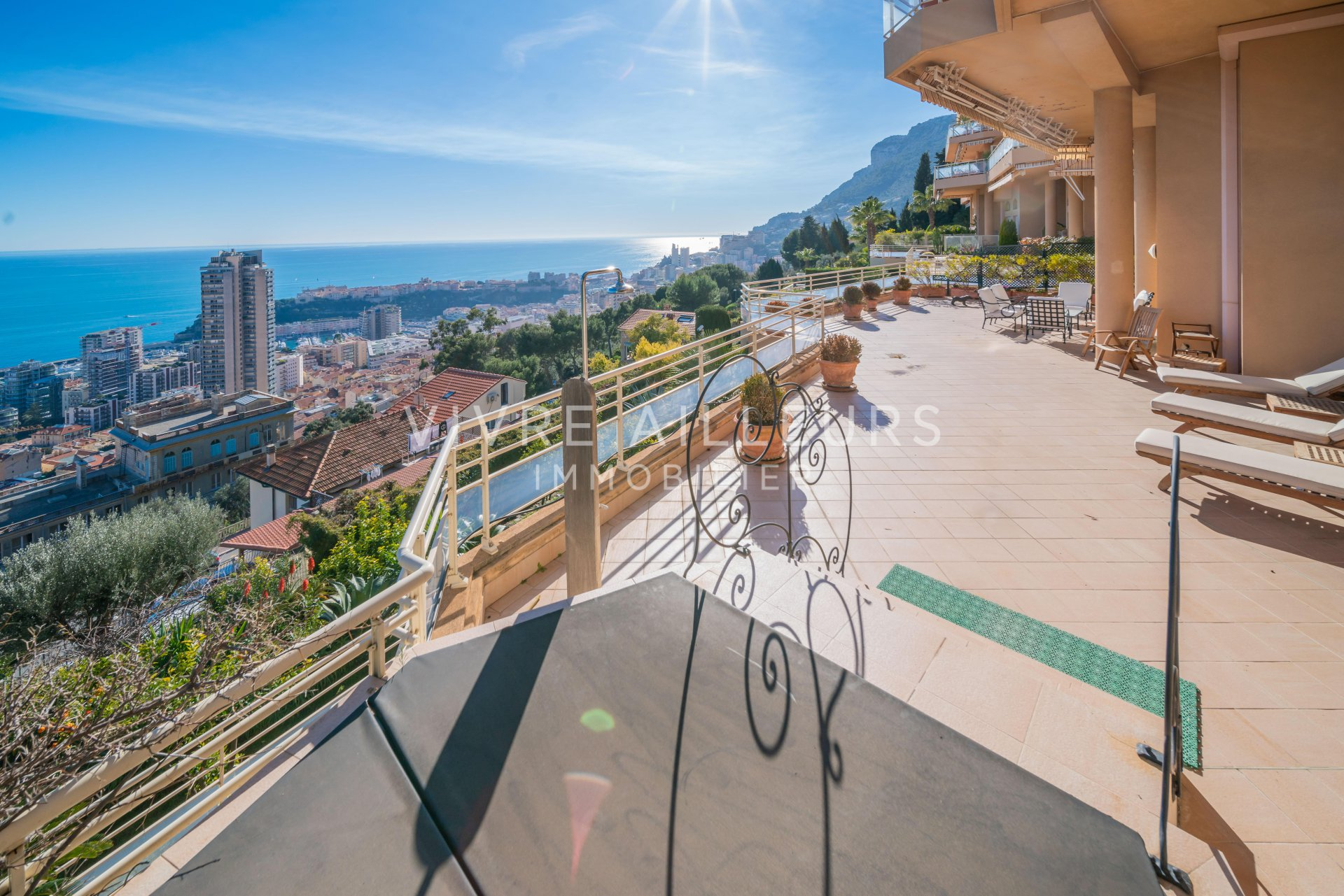 Apartment for sale Beausoleil 4 bedrooms 166sqm