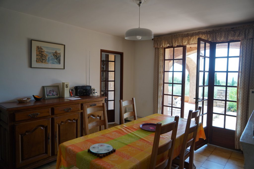 3 bedroom House in an Olive Grove - Cotignac