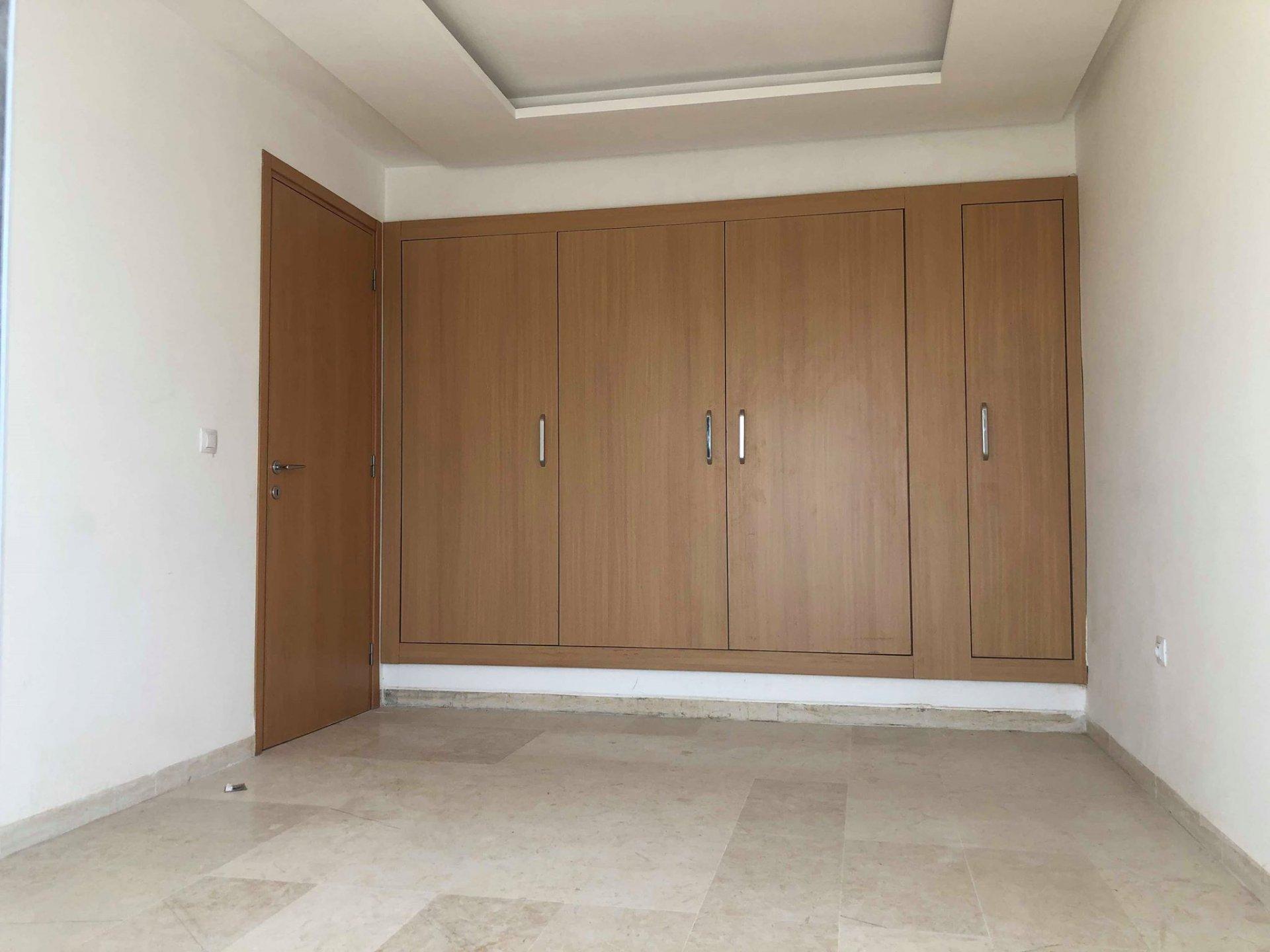 Appartement S+3 de haut standing à sahloul4
