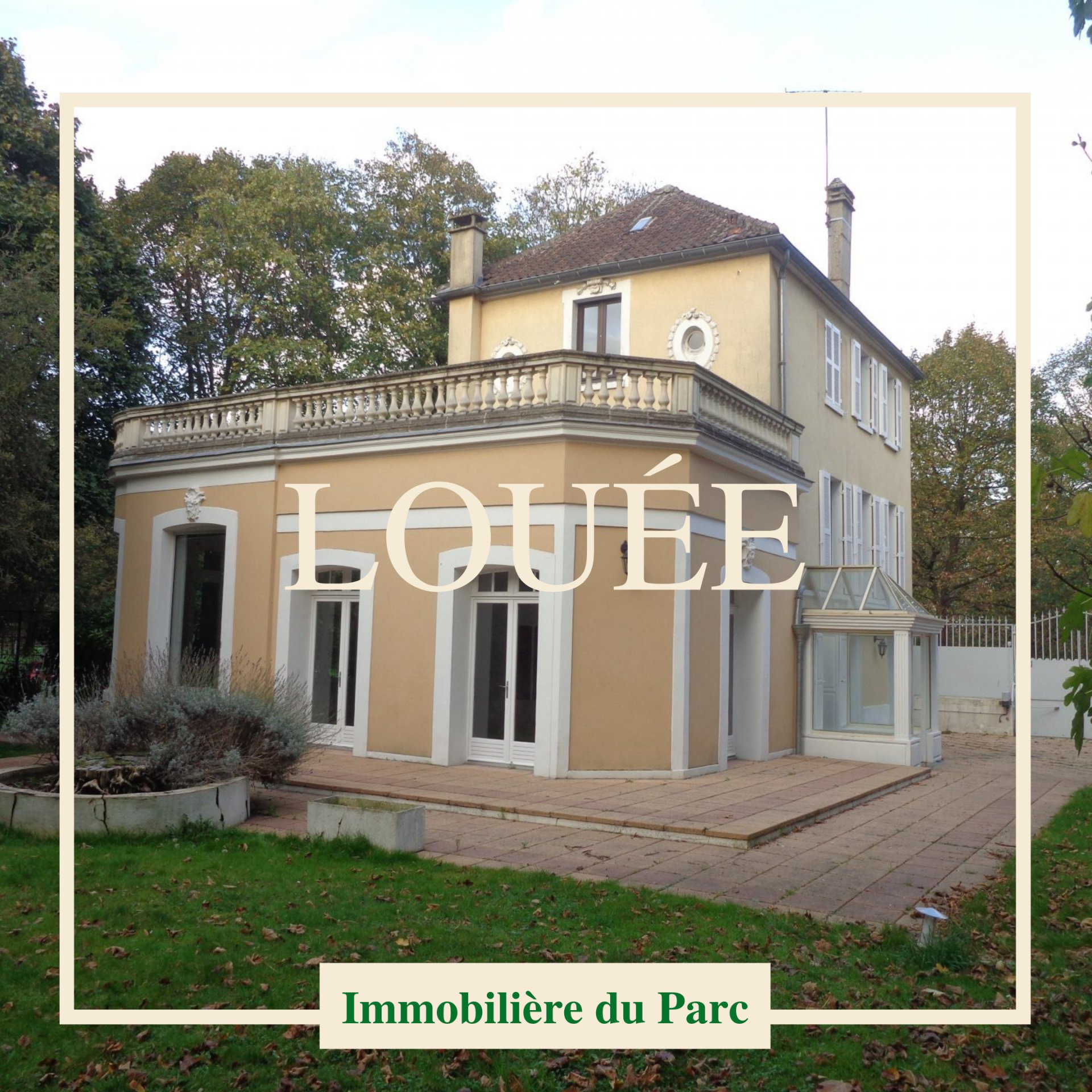 Location Maison - Saint-Germain-en-Laye
