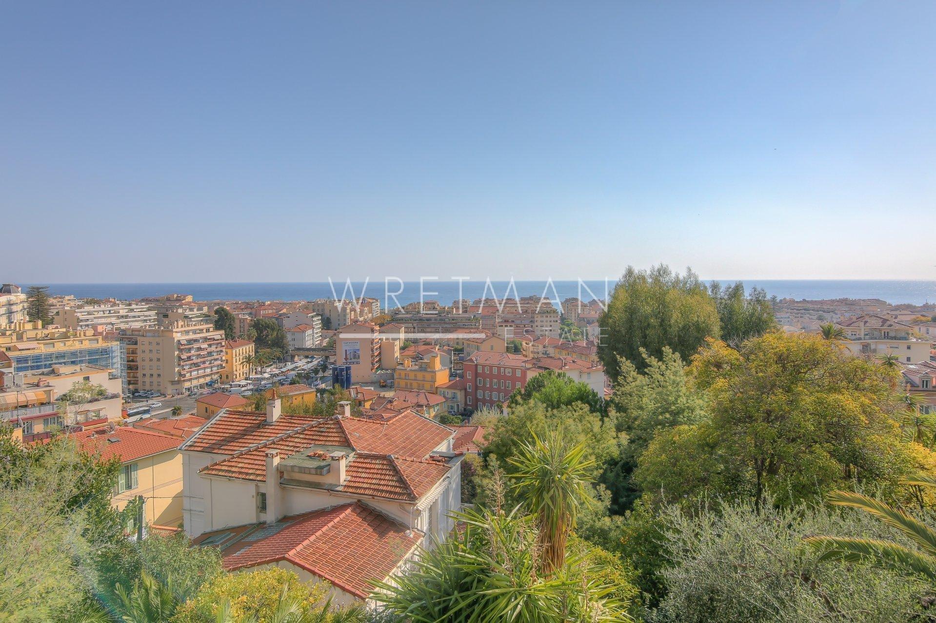 Enastående 6:a - Menton Riviera