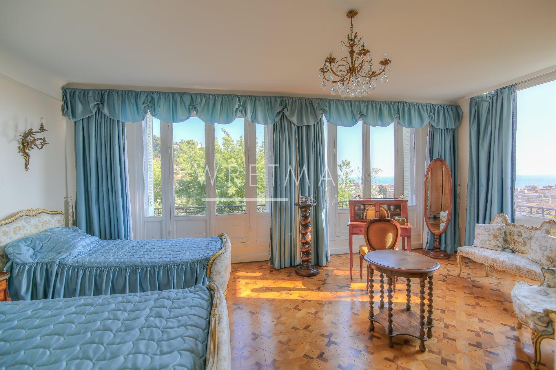 Exceptional 4 bedroom duplex flat - Menton Riviera