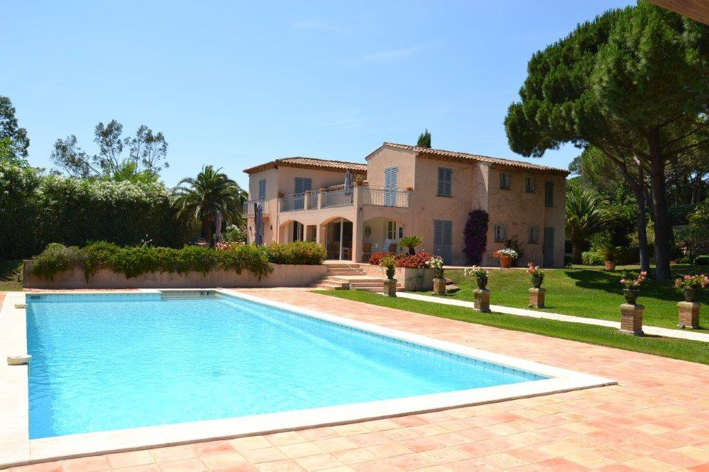 Close to Saint-Tropez - with pool