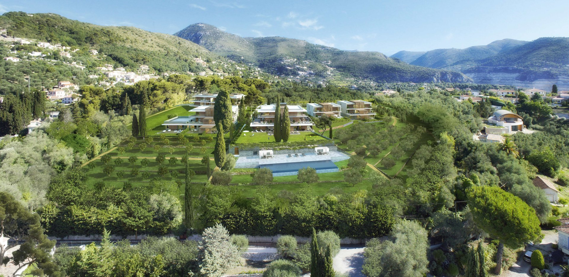 3-bedroom apartment with terrace - Domaine de Gairaut