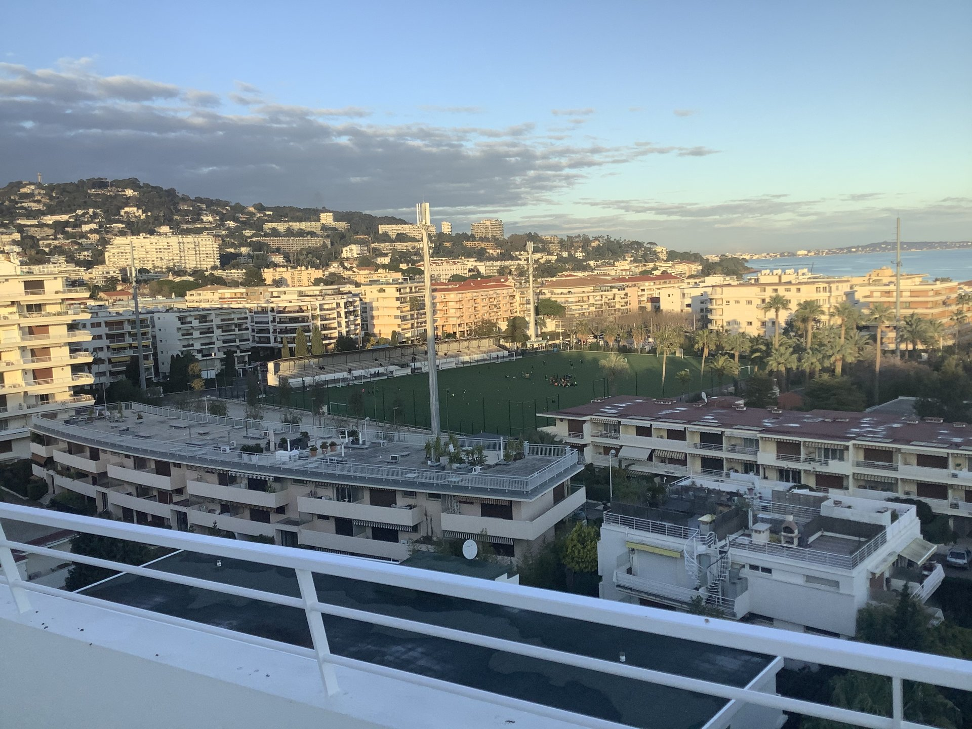 4 Rooms Duplex Penthouse Cannes La Croisette