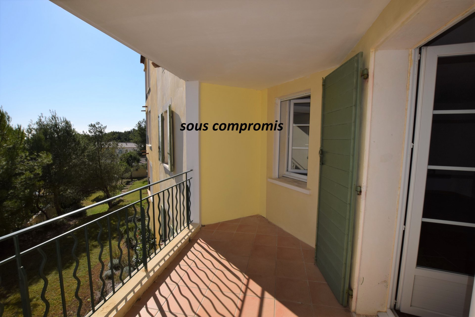 APPARTEMENT T3 TERRASSE NARBONNE PLAGE