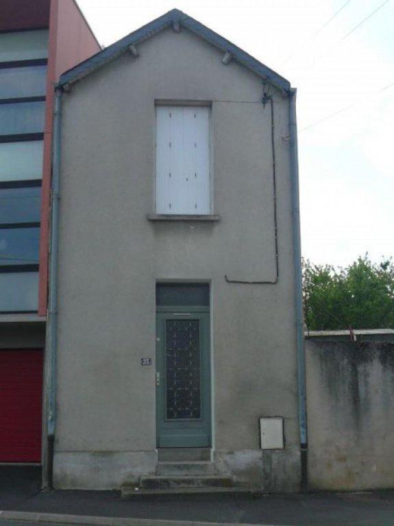 Maison Thouars proche place du Boël