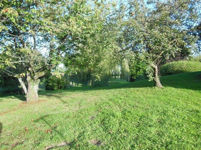 Sur la commune de Cruzilles-lès-Mépillat je vous présente cette charmante maison de 190 m2 qui profite d'une vue dégagée sur le beaujolais et de prestations de qualités.   Sont plus, ses terrains! En effet la maison se trouve sur une parcelle de 5000 m2 auquel est attenant 700m2 de bois , idéal pour y laisser vos chevaux ou autres animaux. De plus cette maison est vendu avec 12 000 m2 de terrain agricole.   La maison sur sous sol semi enterré dispose d'un grand salon donnant sur une terrasse, d'une cuisine fonctionnelle, de trois grandes chambres et d'une salle de bain avec baignoire et douche italienne. La maison offre la possibilité d'aménager une grande suite parentale en sous sol, dont la hauteur sous plafond est de 2.35m.   Parfaitement entretenu et optimisé en 2015 ( toiture neuve, chéneaux refais, volets électriques ...), ce bien compte de nombreux atouts dont sa piscine au sel ( facile d'entretien ) fonctionnant avec pompe à chaleur, un double garage, un espace permettant de faire une cuisine d'été, sans oublier la présence de panneaux photo-générateurs qui réduisent significativement la facture EDF.   Il n'y a plus a hésiter, cette maison est pour vous !  Honoraires à charge du vendeur