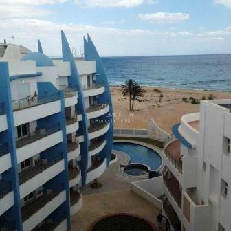 Appartement s+2 front mer avec une vue