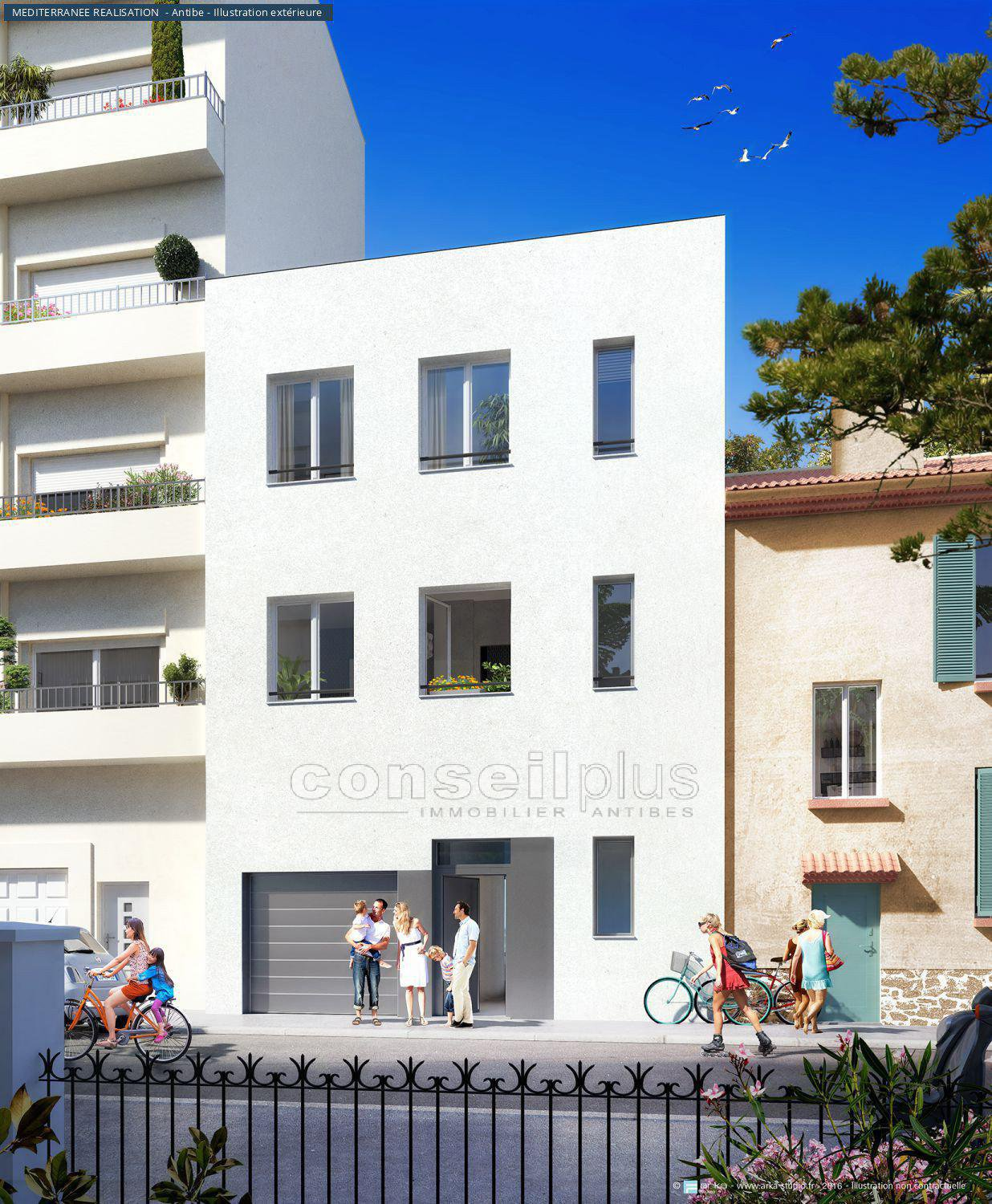 Sale Townhouse - Antibes