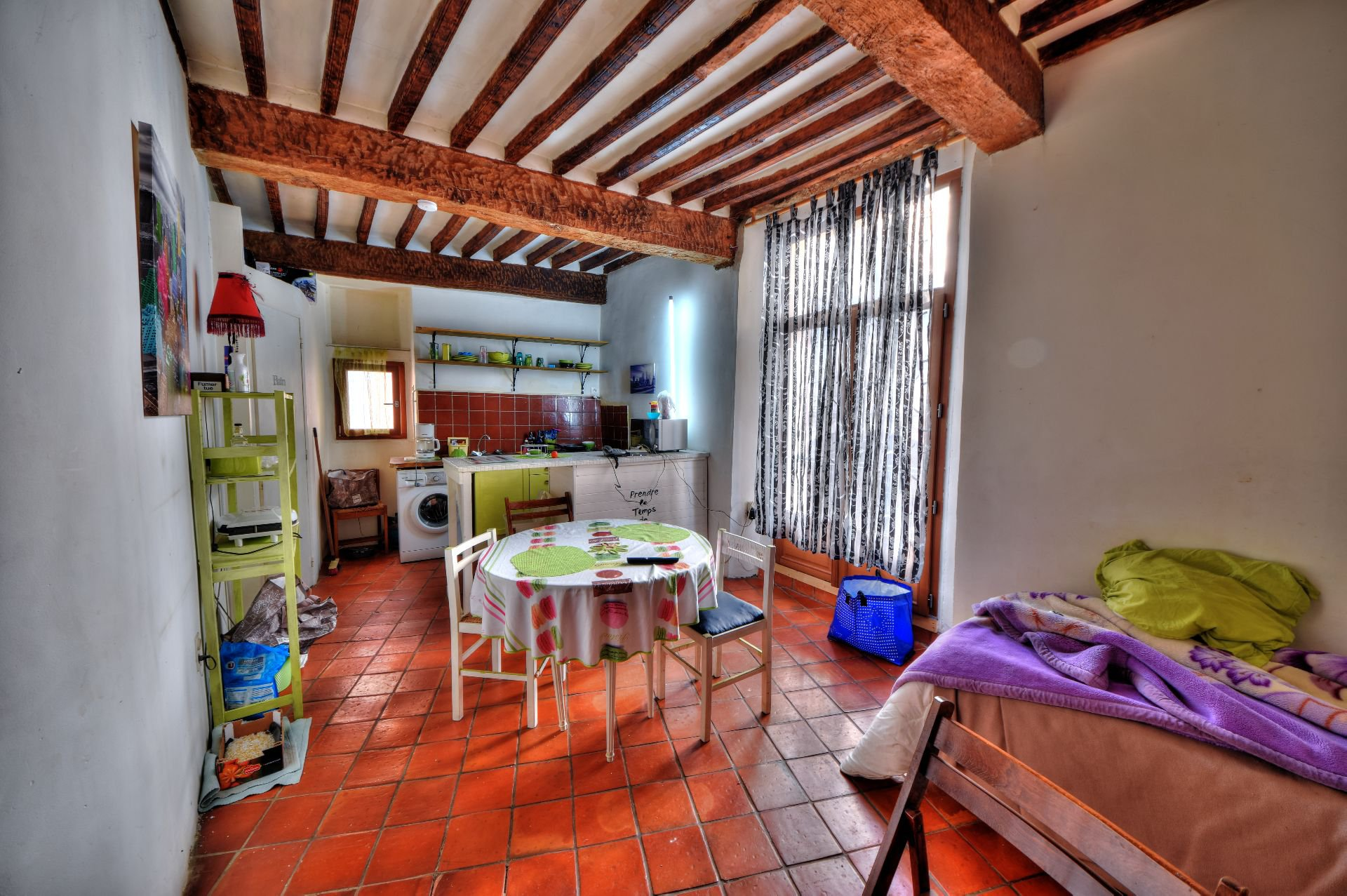 Studio in the village center Aups Var Provence