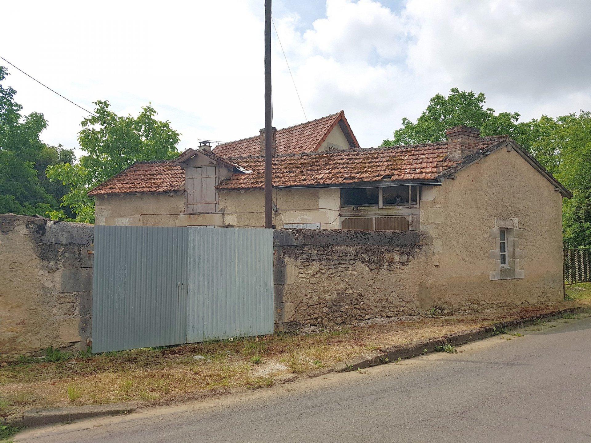 Prachtig dorpshuis met fraai overdekt terras