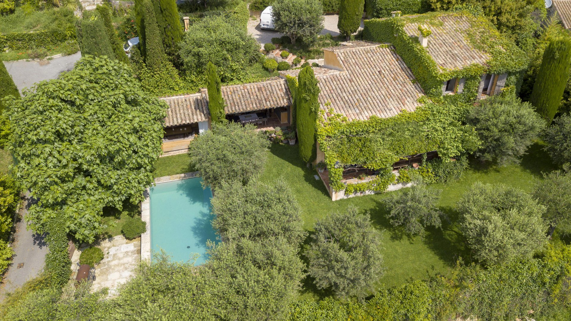 Magnificent villa with panoramic views in La Colle-sur-Loup