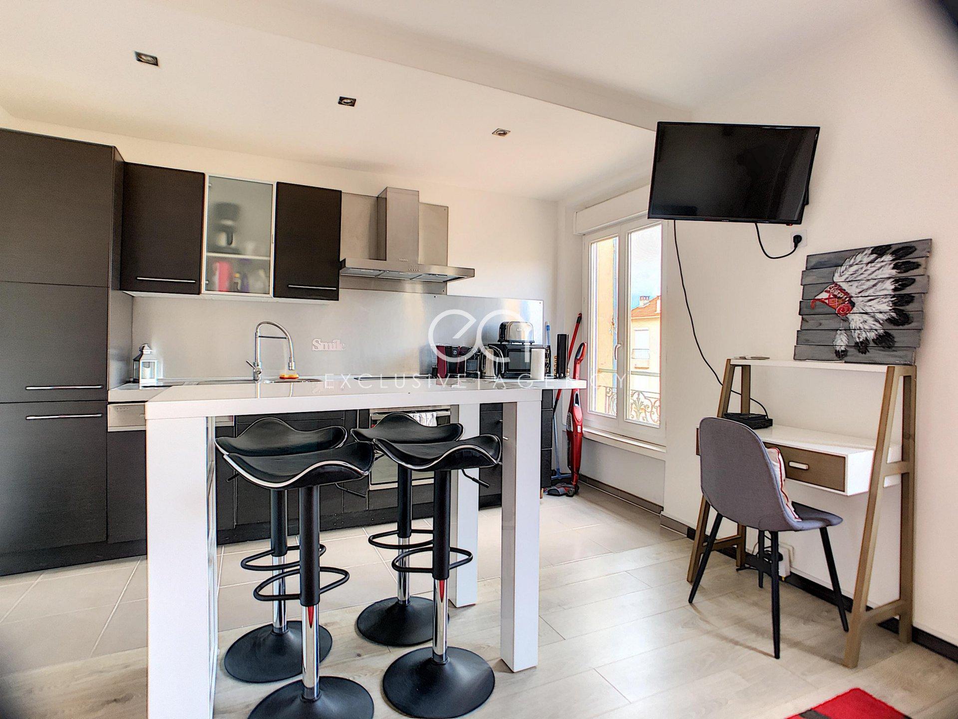 Ferieutleie Duplex-leilighet - Cannes Banane