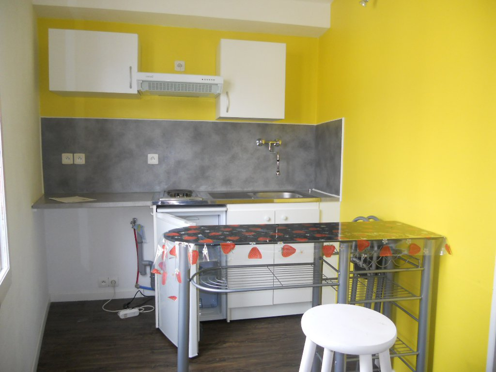 Appartement Thouars proche IFSI - 21 m² (env.)