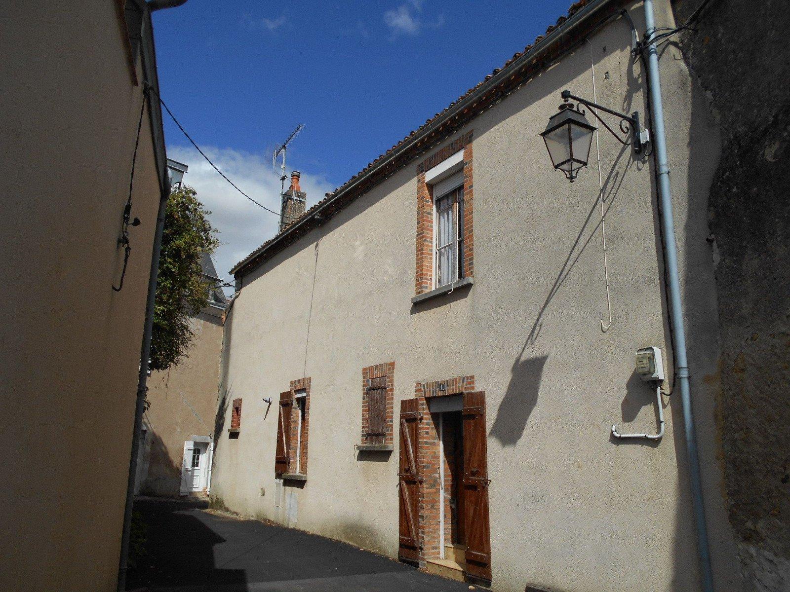 Maison au coeur de Thouars