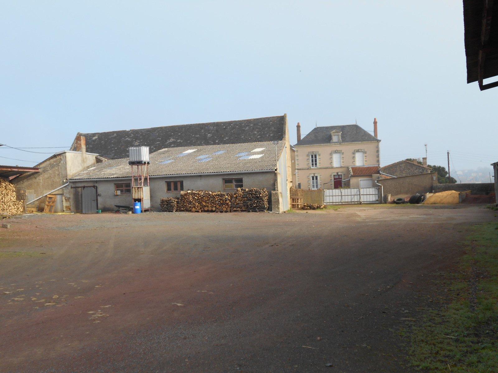 Terrain rare à Saint Jacques de Thouars